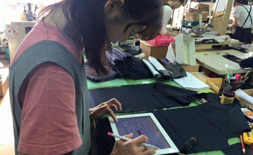 iPadで業務改善